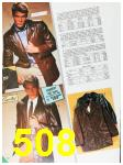 1985 Sears Fall Winter Catalog, Page 508