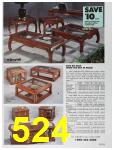1991 Sears Fall Winter Catalog, Page 524