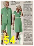 1980 Sears Spring Summer Catalog, Page 54