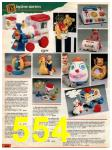1985 Sears Christmas Book, Page 554