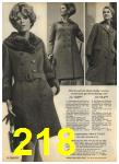 1968 Sears Fall Winter Catalog, Page 218