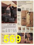 1987 Sears Fall Winter Catalog, Page 569
