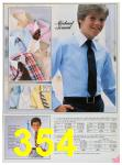 1985 Sears Spring Summer Catalog, Page 354