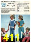 1981 Montgomery Ward Spring Summer Catalog, Page 411