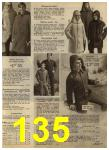 1968 Sears Fall Winter Catalog, Page 135