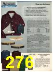 1974 Sears Fall Winter Catalog, Page 276