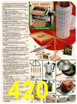 1982 Sears Christmas Book, Page 420