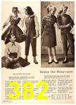1960 Sears Fall Winter Catalog, Page 382