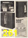 1974 Sears Spring Summer Catalog, Page 261