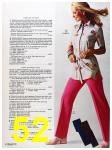 1973 Sears Spring Summer Catalog, Page 52