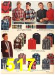 1958 Sears Fall Winter Catalog, Page 517