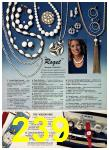 1974 Sears Spring Summer Catalog, Page 239