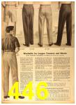 1958 Sears Spring Summer Catalog, Page 446