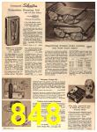 1960 Sears Fall Winter Catalog, Page 848