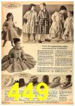 1962 Sears Fall Winter Catalog, Page 449