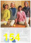 1964 Sears Fall Winter Catalog, Page 154
