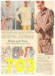 1960 Sears Fall Winter Catalog, Page 703