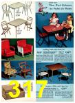 1962 Montgomery Ward Christmas Book, Page 317