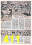 1957 Sears Spring Summer Catalog, Page 411