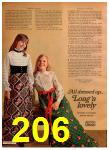 1974 Sears Christmas Book, Page 206