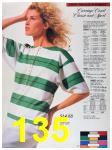 1988 Sears Spring Summer Catalog, Page 135