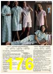 1980 Sears Spring Summer Catalog, Page 176