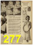 1962 Sears Spring Summer Catalog, Page 277