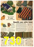 1942 Sears Spring Summer Catalog, Page 730