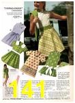 1969 Sears Spring Summer Catalog, Page 141