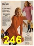1972 Sears Fall Winter Catalog, Page 246