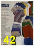 1984 Sears Spring Summer Catalog, Page 42