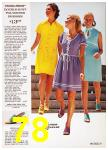 1972 Sears Spring Summer Catalog, Page 78