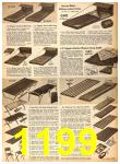 1958 Sears Fall Winter Catalog, Page 1199