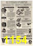 1972 Sears Fall Winter Catalog, Page 1154