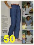 1984 Sears Spring Summer Catalog, Page 50