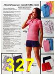 1973 Sears Spring Summer Catalog, Page 327