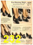 1940 Sears Fall Winter Catalog, Page 232