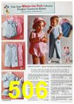 1967 Sears Spring Summer Catalog, Page 506