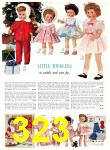 1960 Montgomery Ward Christmas Book, Page 323