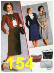 1985 Sears Fall Winter Catalog, Page 154