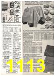 1980 Sears Spring Summer Catalog, Page 1113