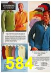 1972 Sears Spring Summer Catalog, Page 584