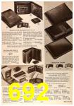 1963 Sears Fall Winter Catalog, Page 692