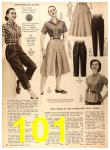 1956 Sears Fall Winter Catalog, Page 101