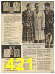 1965 Sears Fall Winter Catalog, Page 421