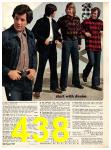 1973 Sears Fall Winter Catalog, Page 438