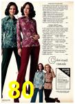 1975 Sears Fall Winter Catalog, Page 80
