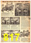 1942 Sears Spring Summer Catalog, Page 817