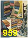 1965 Sears Fall Winter Catalog, Page 959