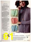 1975 Sears Fall Winter Catalog, Page 61